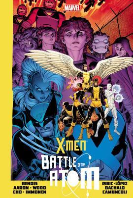 X-Men By Bendis, Brian Michael/ Wood, Brian/ Aaron, Jason/ Cho, Frank (ILT)/ Immonen, Stuart (ILT)